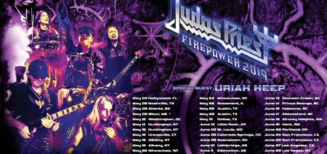 JUDAS PRIEST: Quality Front-Row Video Of Atlanta Concert