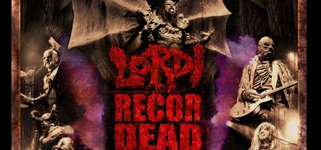 LORDI To Release 'Recordead Live – Sextourcism In Z7' DVD In July