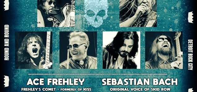 ACE FREHLEY, SEBASTIAN BACH And WARREN DEMARTINI To Perform With KINGS OF CHAOS At Washington County Fair