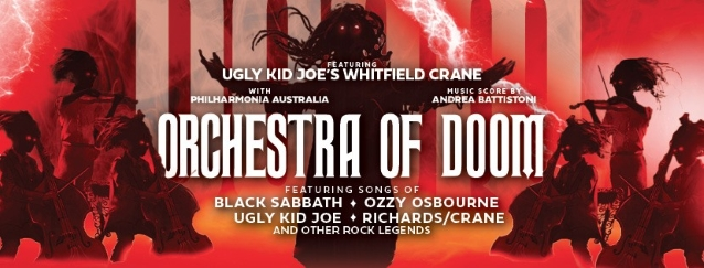 UGLY KID JOE Frontman To Pay Tribute To BLACK SABBATH And OZZY OSBOURNE With ORCHESTRA OF DOOM