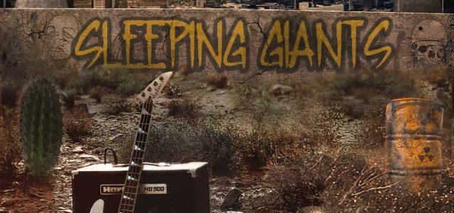 MEGADETH's DAVID ELLEFSON Releases Video For 'Sleeping Giants' Title Track Feat. DARRYL 'DMC' MCDANIELS
