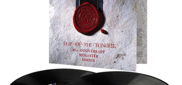 WHITESNAKE: 'Slip Of The Tongue' 30th-Anniversary Edition Due In October