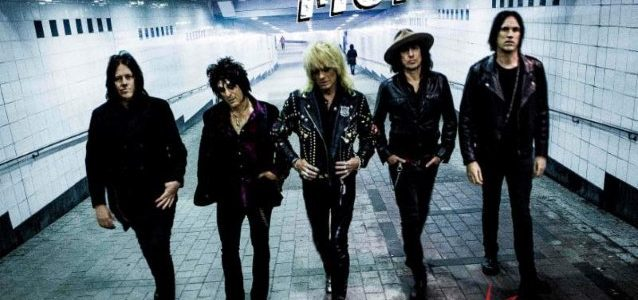 MICHAEL MONROE Says Touring U.S. Is 'Not Worth It' Unless You Are 'Opening For A Stadium-Sized Band'
