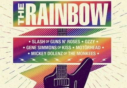 LEMMY, OZZY OSBOURNE, SLASH, GENE SIMMONS Featured In 'The Rainbow' Documentary