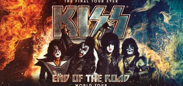 KISS's 'End Of The Road' Is POLLSTAR's Highest-Grossing North American Hard Rock/Metal Tour Of 2019