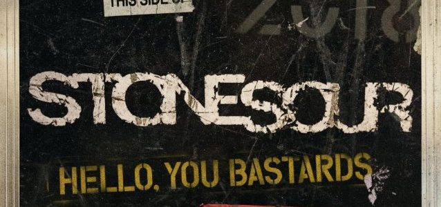 JOSH RAND Says STONE SOUR Had No Idea Band Was Being Recorded For 'Hello, You Bastards: Live In Reno' Album