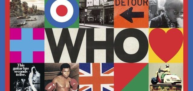 THE WHO's 'Who' Is Band's Highest-Charting Album In U.K. In 38 Years