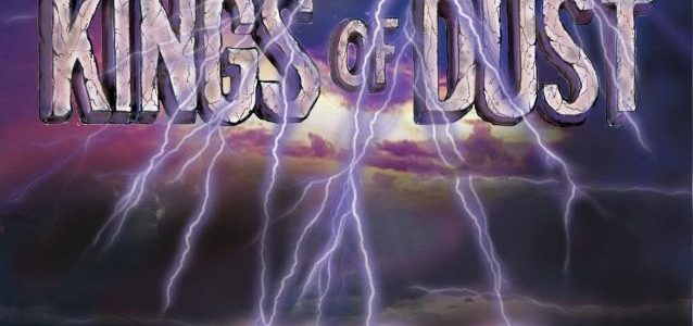 KINGS OF DUST Feat. Ex-BADLANDS Bassist GREG CHAISSON: 'Like An Ocean' Lyric Video