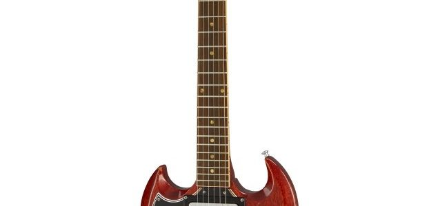 TONY IOMMI 'Monkey' 1964 SG Special Replica Guitar From GIBSON Available Worldwide