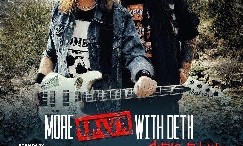 MEGADETH Bandmates DAVID ELLEFSON And CHRIS POLAND To Tour Australia Together In May