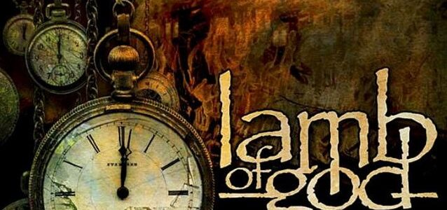 LAMB OF GOD Releases Music Video For New Single 'Checkmate'