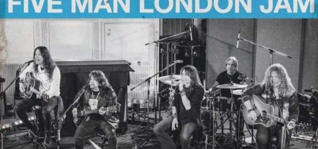 TESLA To Release 'Five Man London Jam' CD And Blu-Ray In March