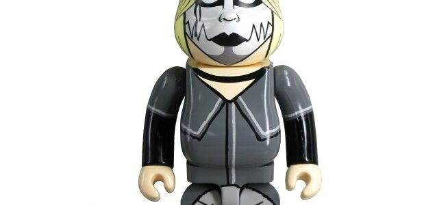 JOHN 5 Teams Up With MEDICOM TOY For 'Be@rbrick' Figure