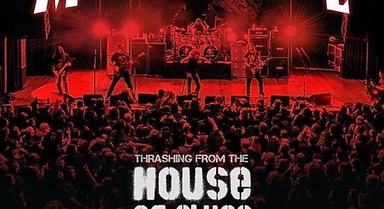 METAL ALLEGIANCE's 'Thrashing From The House Of Blues Anaheim' To Raise Funds For LOONEY TUNES Record Store