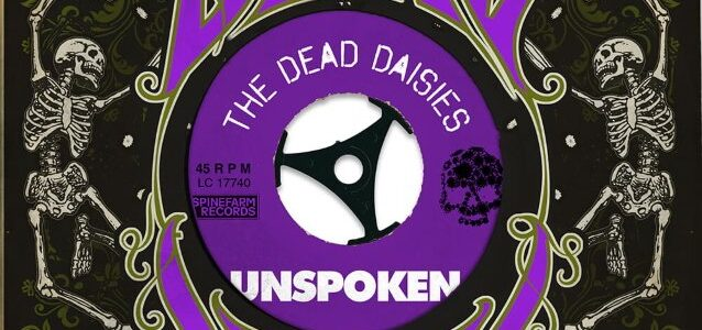 THE DEAD DAISIES Collaborate With Dance/Rock Duo DANCE WITH THE DEAD On 'Unspoken' Remix