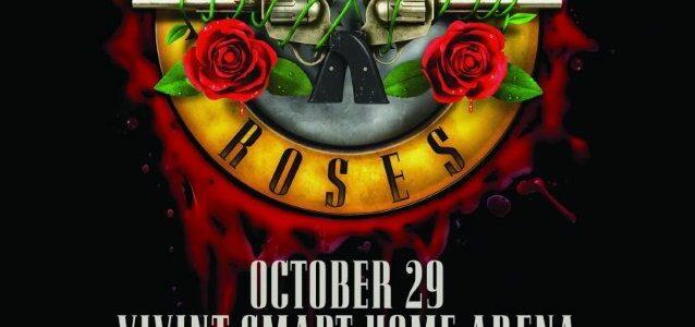 Watch Pro-Shot Video Of GUNS N' ROSES' October 2019 Concert In Salt Lake City