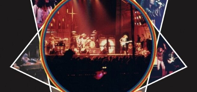 RAINBOW: 'In The Shadow Of The Wizard' Book Documents Band's Formative Period