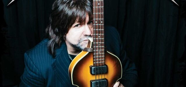 TESLA Bassist BRIAN WHEAT To Release 'Son Of A Milkman' Autobiography In November