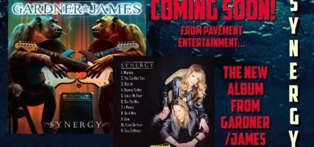 Ex-VIXEN Singer JANET GARDNER Releases Video For 'Wounded' From Upcoming GARDNER/JAMES Album 'Synergy'