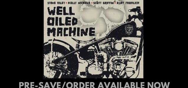 STEVE RILEY's Version Of L.A. GUNS To Release 'Well Oiled Machine' Single