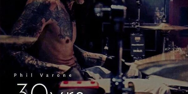 Former SKID ROW And SAIGON KICK Drummer PHIL VARONE's Autobiographical Movie And Soundtrack Due In October