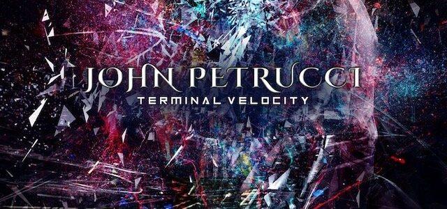 MIKE PORTNOY And JOHN PETRUCCI Reunite On DREAM THEATER Guitarist's New Solo Album, 'Terminal Velocity'