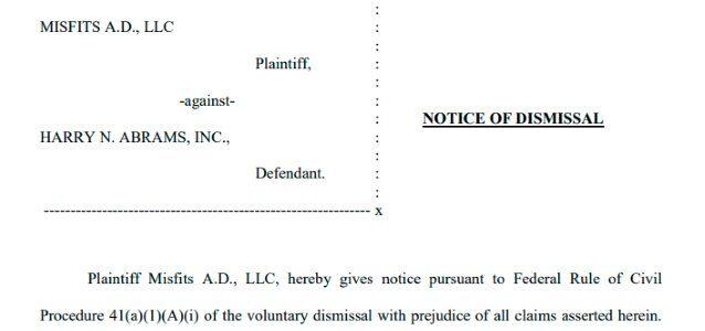 MISFITS Drop Lawsuit Against Book Publisher Over Signature Skull Design