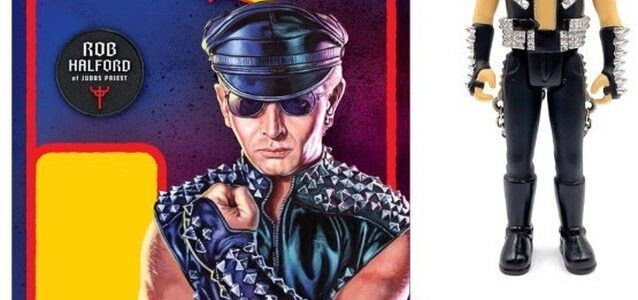 ROB HALFORD ReAction Figure Coming Soon From Super7