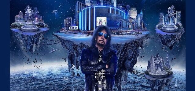 ACE FREHLEY On Making Music: 'I Like Coming Up With Ideas Off The Top Of My Head'