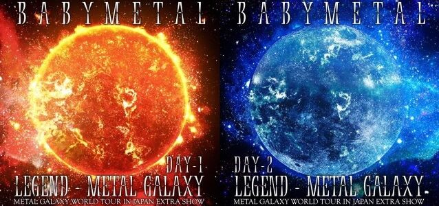 BABYMETAL To Release Two New Live Albums Next Week