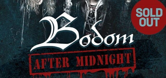 ALEXI LAIHO's BODOM AFTER MIDNIGHT To Perform Live For First Time Next Month