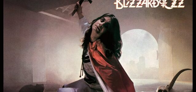 OZZY OSBOURNE To Release 40th-Anniversary Expanded Digital Edition Of 'Blizzard Of Ozz'