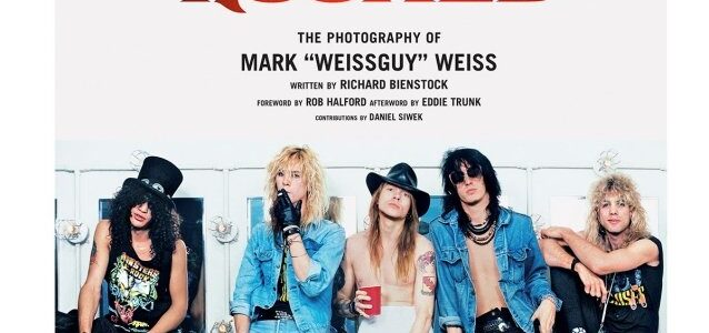 Photographer MARK 'WEISSGUY' WEISS's 'The Decade That Rocked' Celebrated With Exhibit At Monmouth Museum