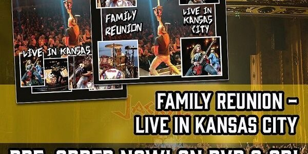 JACKYL To Release 'Family Reunion – Live In Kansas City' Concert DVD + CD In December