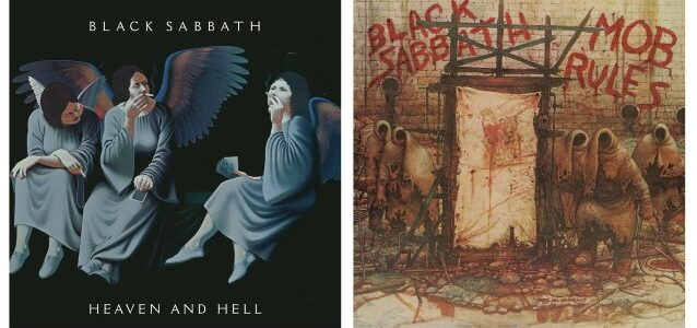 BLACK SABBATH: Listen To 'Neon Knights' And 'Voodoo' From 'Heaven And Hell' And 'Mob Rules' Deluxe Editions