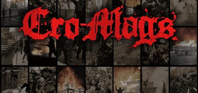 CRO-MAGS Drop Music Video For 'Life On Earth'