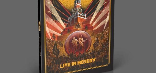 Watch LINDEMANN Perform 'Allesfresser' From 'Live In Moscow' Blu-Ray