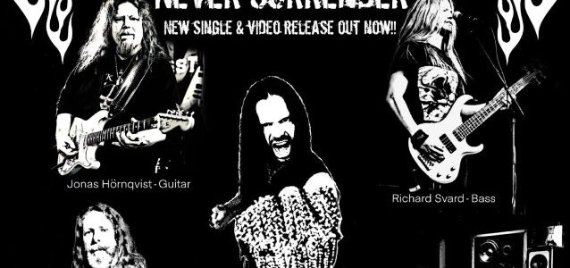 Former ANTHRAX Singer NEIL TURBIN Releases Debut DEATHRIDERS Single And Video, 'Never Surrender'