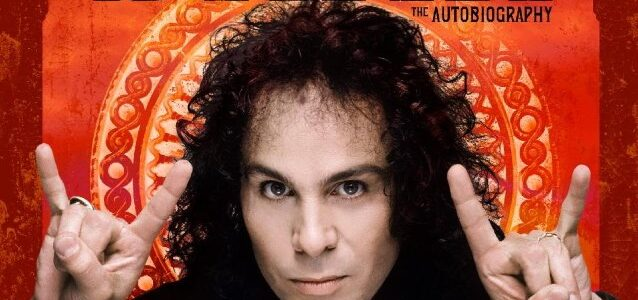 RONNIE JAMES DIO's 'Rainbow In The Dark' Autobiography: More Details Revealed