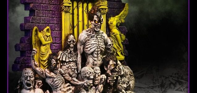 MISFITS 'Earth A.D.' Limited-Edition Statue Created By KNUCKLEBONZ