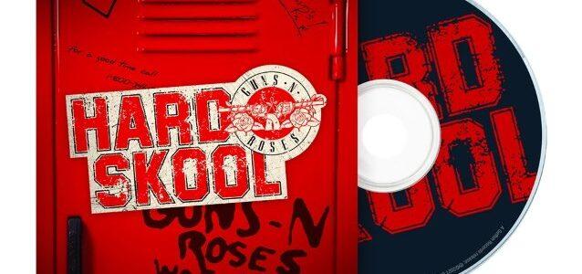 GUNS N' ROSES To Release 'Hard Skool' Four-Song EP In February
